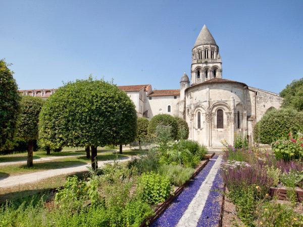 Abbaye aux Dames © Sébastien Laval