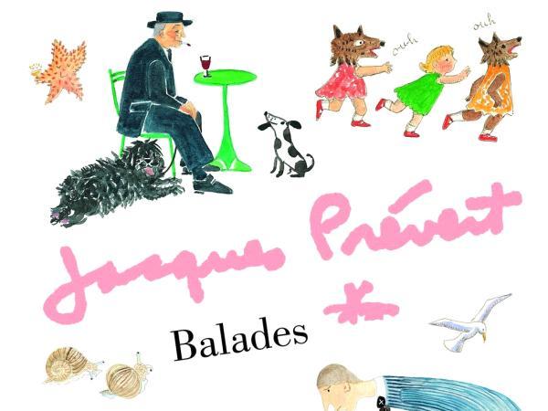 Balades Prevert