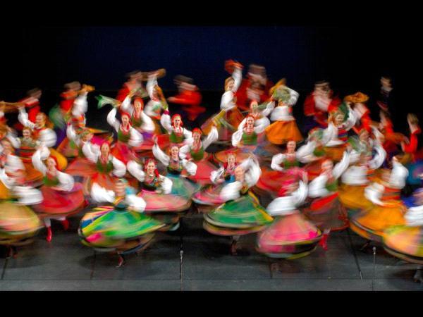 Ballet national de pologne Mazowsze