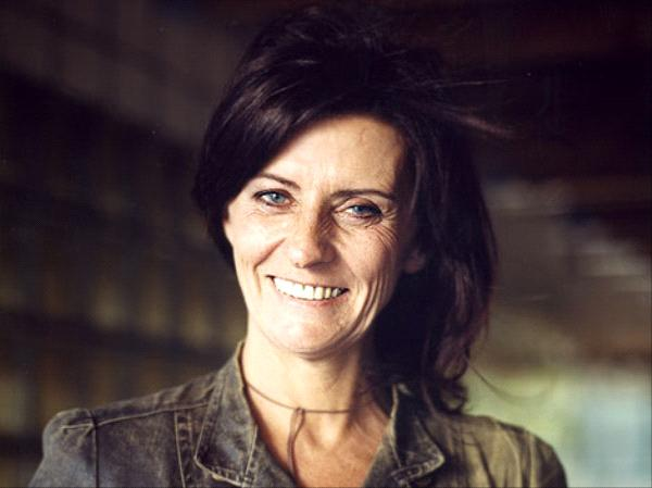 Christine Masson © Mathieu Zazzo pour Télérama