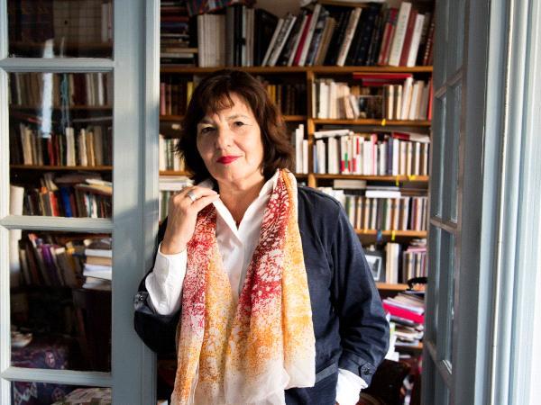 Colette Fellous © F. Mantovani Gallimard