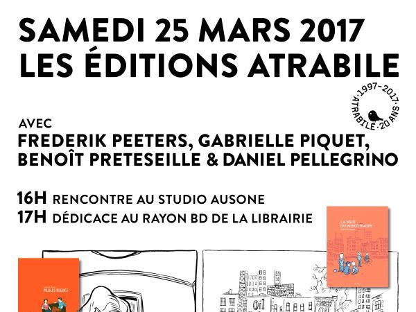 Editions Atrabile