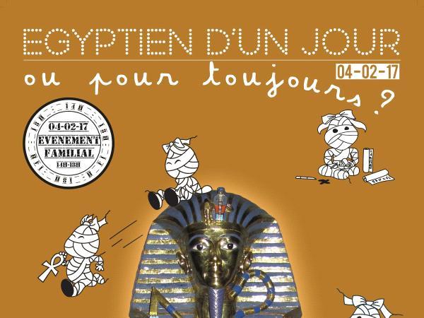 Égyptien d'un jour