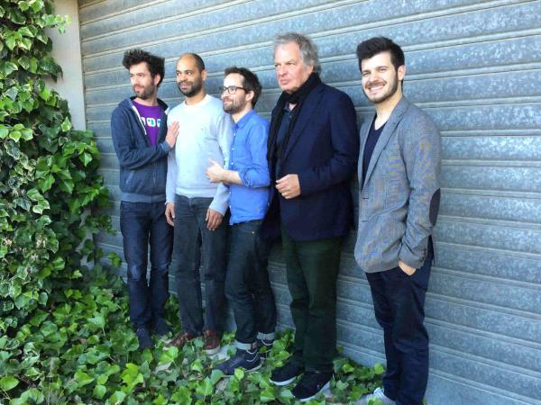 Emile Parisien Quintet Feat. Joachim Kühn