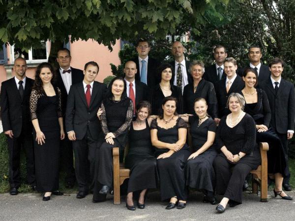 Ensemble Orlando Fribourg