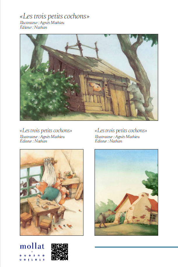 expo Cochons Panneau 3
