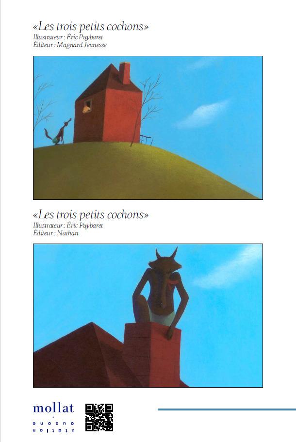 expo Cochons Panneau 4