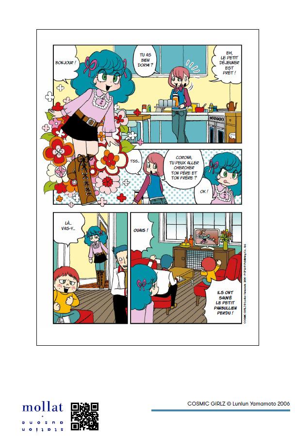expo Manga Panneau 14