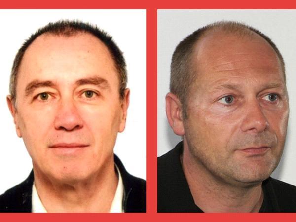 Gilles Ragot et Olivier Chadoin