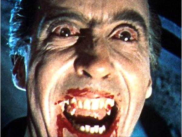 Les Frissons de la Hammer, Dracula, Christopher Lee