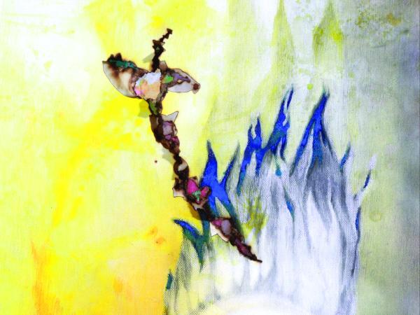 Incandescence, échelle de feu - Akira Inumaru