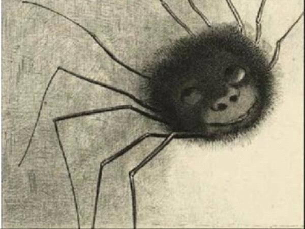 La mort est une araignée patiente - Henry S. Whitehead - éditions L'éveilleur