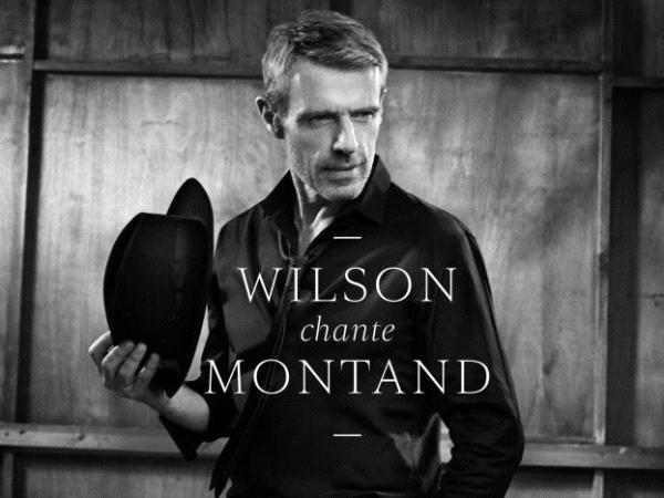Lambert Wilson chante Montand