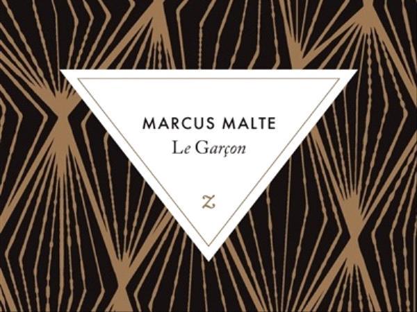 Le Garçon de Marcus Malte éditions Zulma