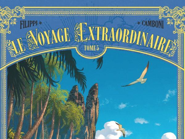 Le voyage extraordinaire. Tome 5.jpg