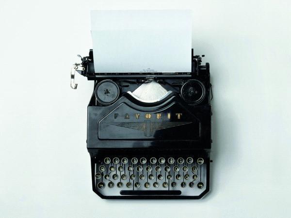 Les écrivains à l'essai