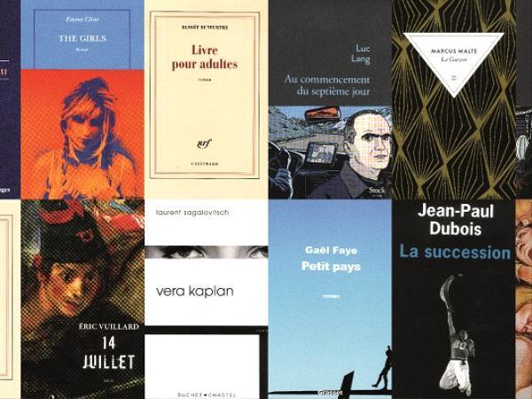 Matinale rentrée littéraire 2016