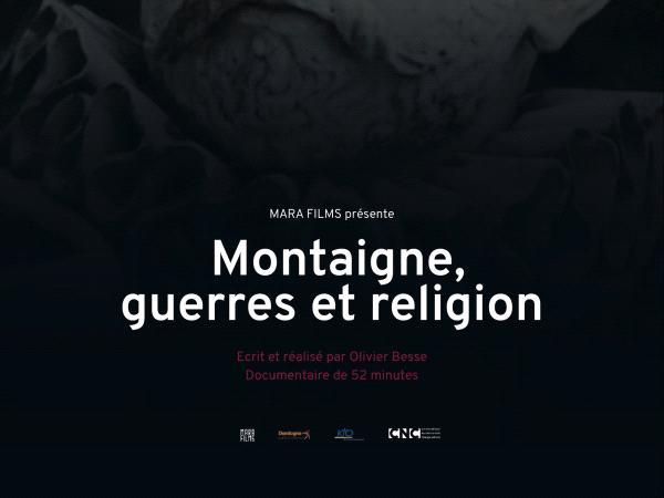 Montaigne, guerres et religion