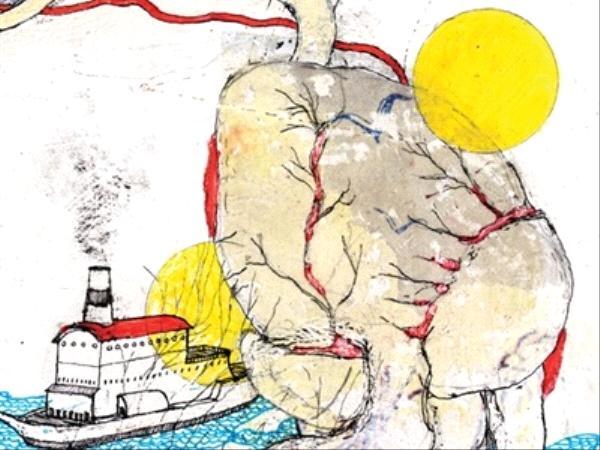 Motorman - David Ohle - éditions Cambourakis