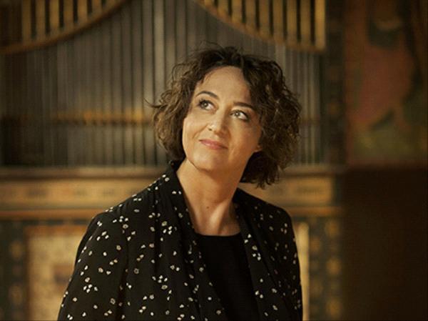 Nathalie Stutzmann par Simon Fowler