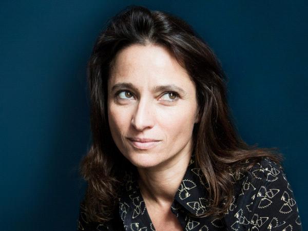 Nina Bouraoui © F. Mantovani