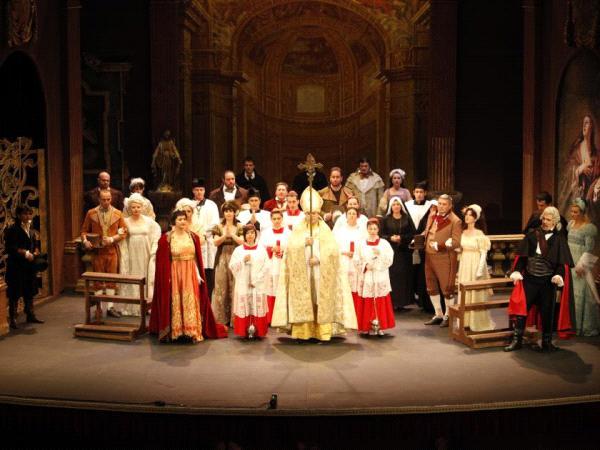 Opera 2001 Tosca opera de Giacomo Puccini
