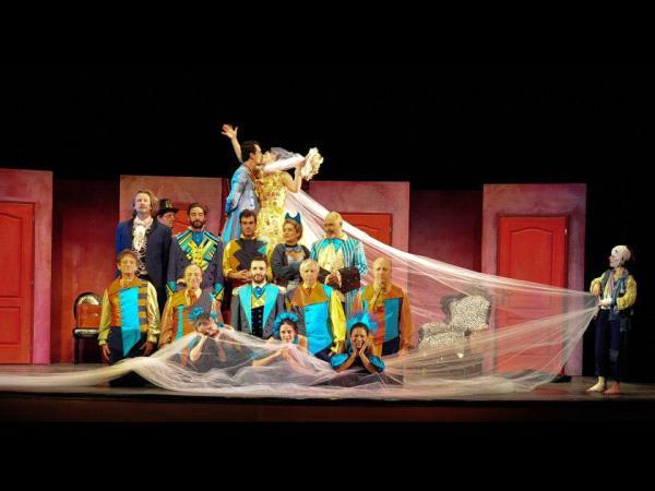 Opera cote choeur le Barbier de Seville opera de Gioacchino Rossini