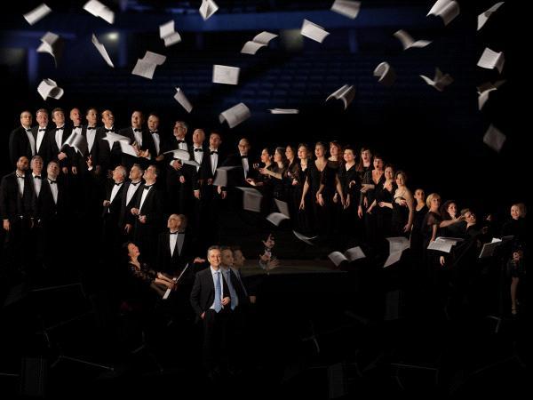 Opéra National de Bordeaux saison 2016-2017 - Choeur vento by Roberto Giostra