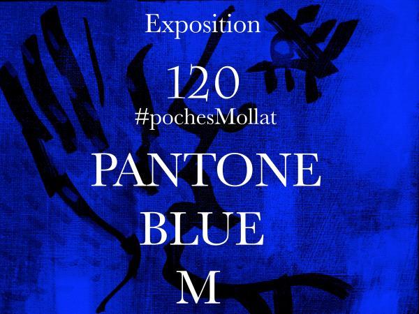 Pantone Blue M