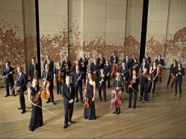 Philippe Cassard  piano et l'orchestre de chambre de paris concert mozart