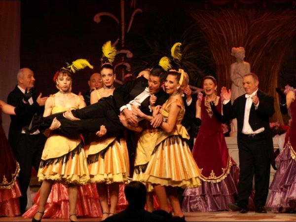 Princesse Czardas operette d'Emmerich Kalman