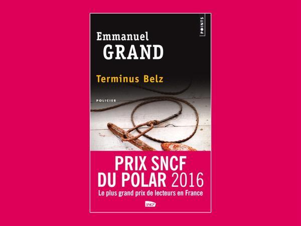 Prix SNCF du Polar 2016 - Mollat