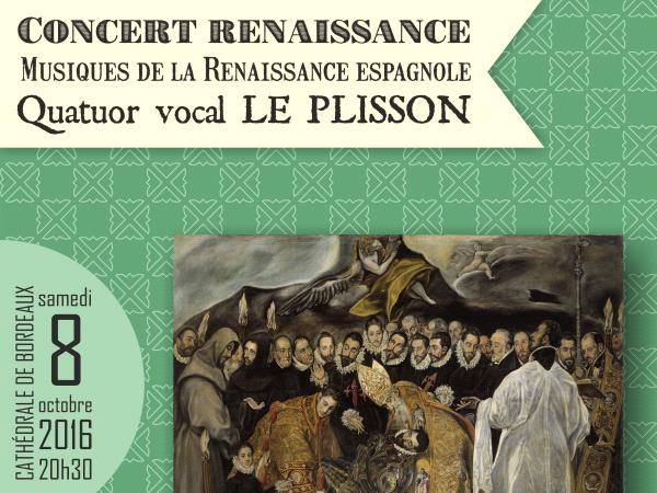 Quatuor vocal Le Plisson