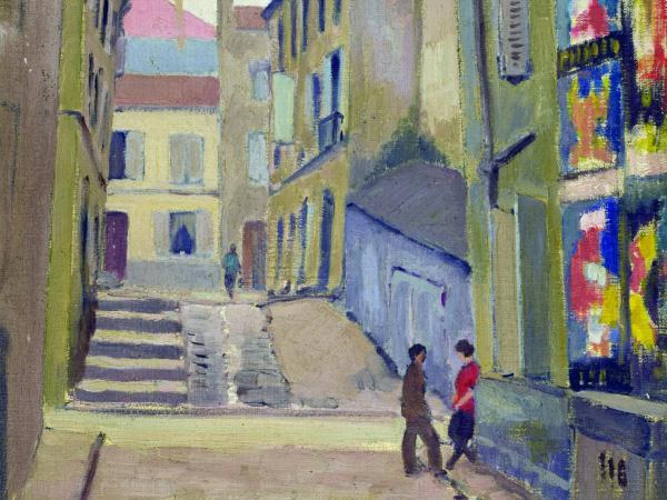 René Tastet - Rue Ducru