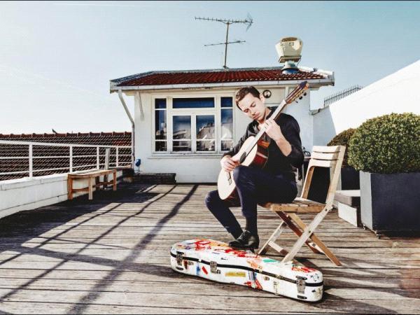 Thibault Cauvin guitare