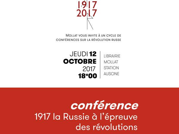 affiche revolution russe