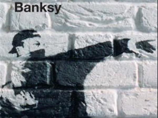 Banksy / Guerre et Spray / Alternatives