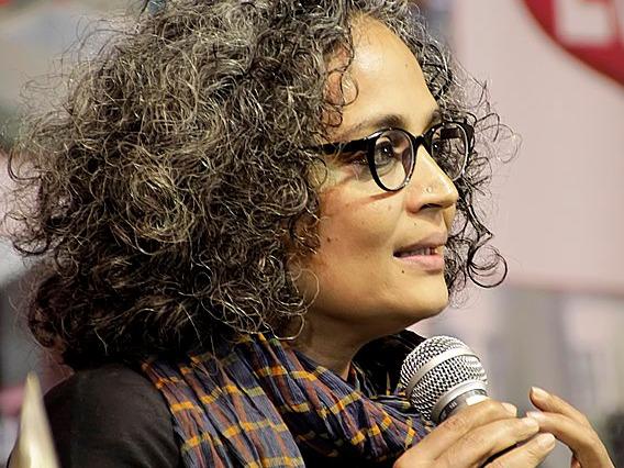 Arundhati Roy Man Booker Prize 1997