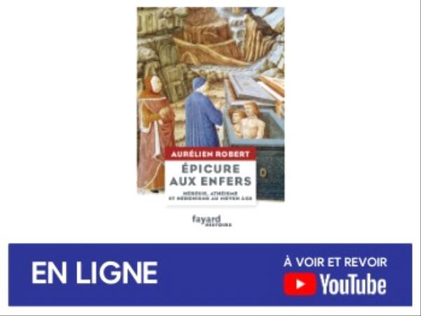 Aurélien ROBERT - Rencontre en ligne avril 2021