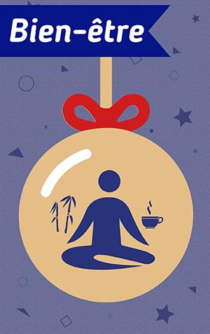 Découvrez des idées cadeaux de livre dédié aux bien être, yoga, détox, santé, médecine naturelle, diététique, aromathérapie.