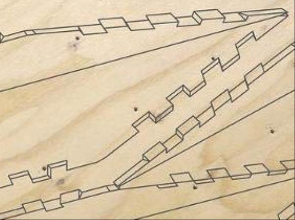 Structures innovantes bois / Birkhäuser