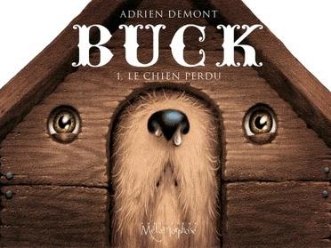 Buck chien perdu, couv.jpg