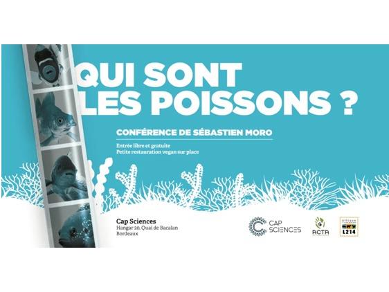 Cap Sciences, conférence Poissons.PNG