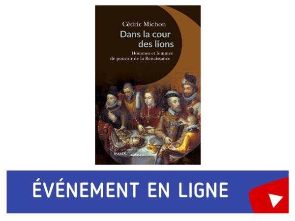 Cédric Michon - Dans la cour des lions couv.png