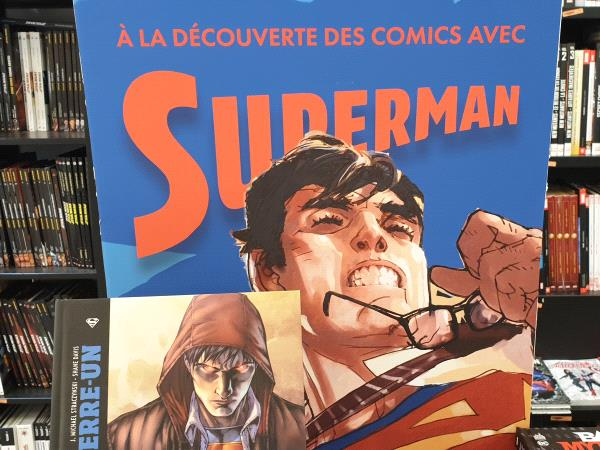 Comics-Superman