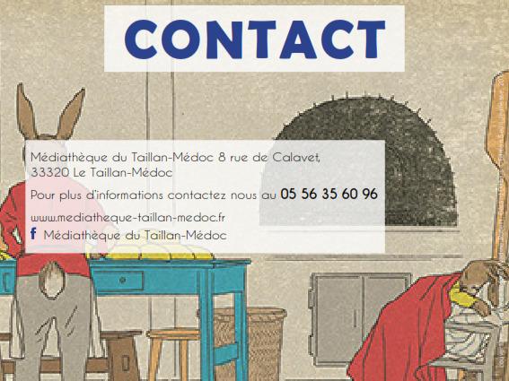 Contact comité de lecture du Taillan