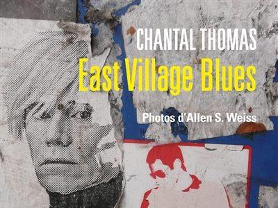 East Village Blues, couv.jpg