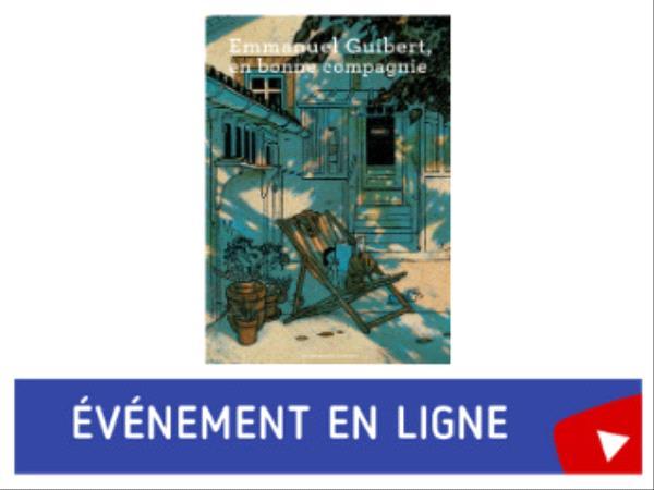 Emmanuel Guibert - Emmanuel Guibert, en bonne compagnie.png