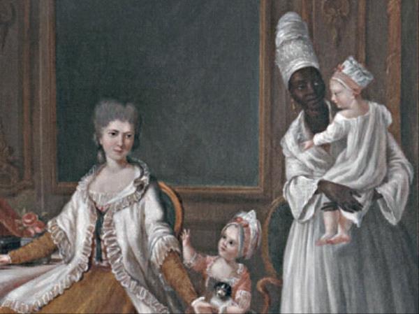 Bordeaux métisse : esclaves et affrancgis du XVIIIe à l'Empire