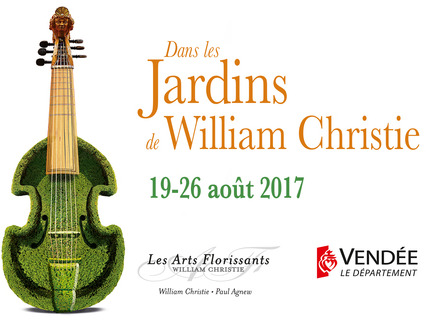 Festival Dans les Jardins William Christie